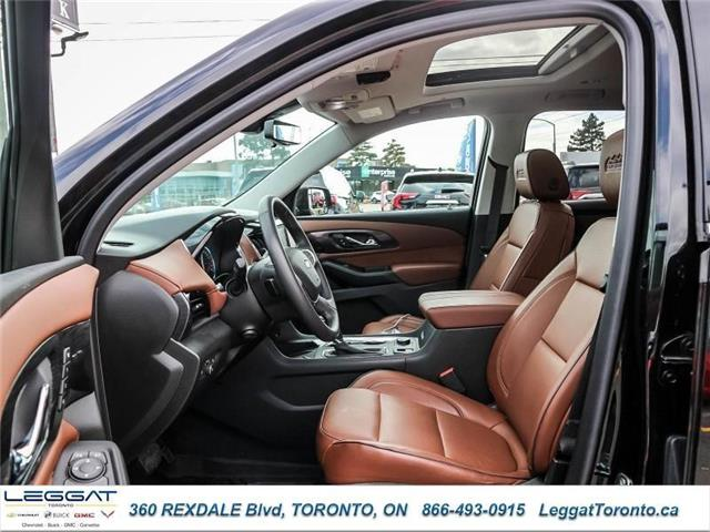 2019 Chevrolet Traverse High Country (Stk: T11637) in Etobicoke - Image 10 of 25