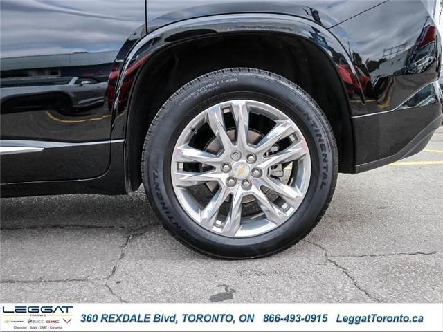 2019 Chevrolet Traverse High Country (Stk: T11637) in Etobicoke - Image 17 of 25