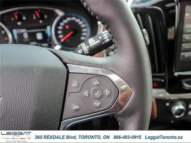 2019 Chevrolet Traverse High Country (Stk: T11637) in Etobicoke - Image 22 of 25
