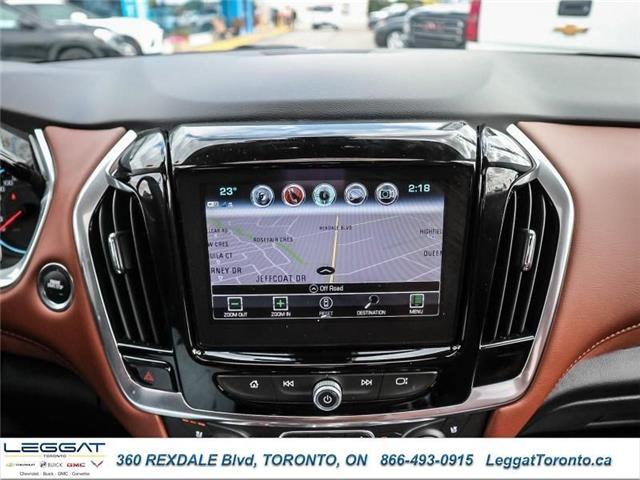 2019 Chevrolet Traverse High Country (Stk: T11637) in Etobicoke - Image 24 of 25