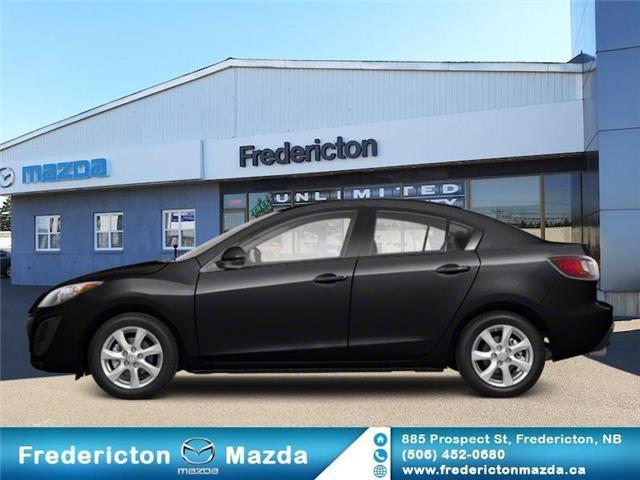 2010 Mazda Mazda3 MAZDA3I (Stk: S12A) in Fredericton - Image 1 of 1