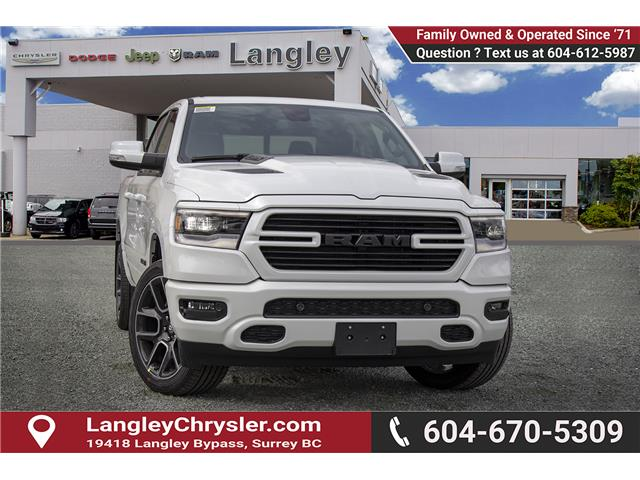 2020 RAM 1500 Rebel (Stk: L124550) in Surrey - Image 1 of 28