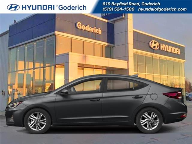 2020 Hyundai Elantra Preferred IVT (Stk: 20088) in Goderich - Image 1 of 1