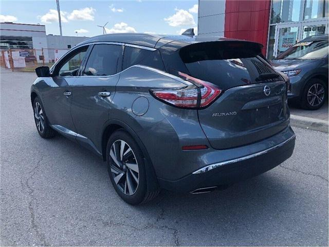 2017 Nissan Murano Platinum AWD-Bose,Leather,Navi,Loaded! (Stk: M19M039A) in Maple - Image 2 of 16