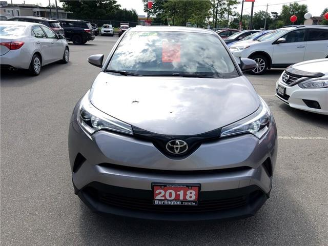 2018 Toyota C-HR XLE (Stk: U10729) in Burlington - Image 8 of 18