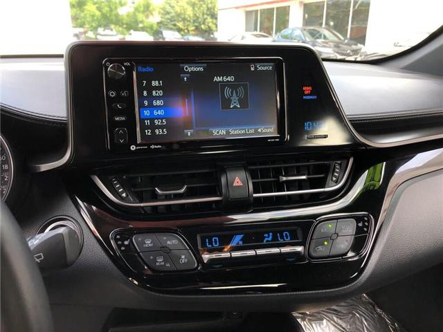 2018 Toyota C-HR XLE (Stk: U10729) in Burlington - Image 15 of 18