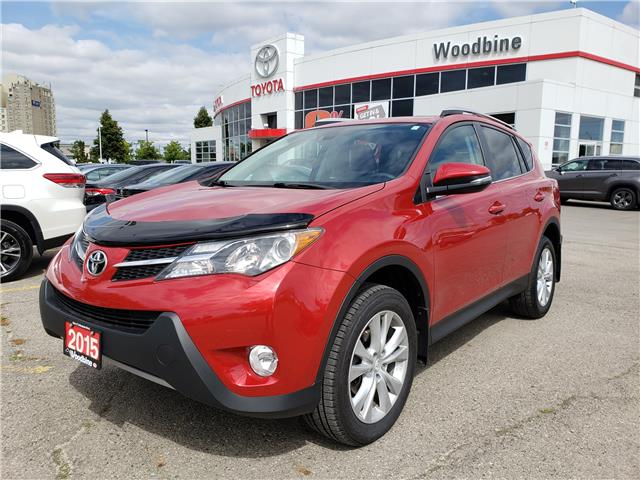 2015 Toyota RAV4 Limited (Stk: P6938) in Etobicoke - Image 1 of 26