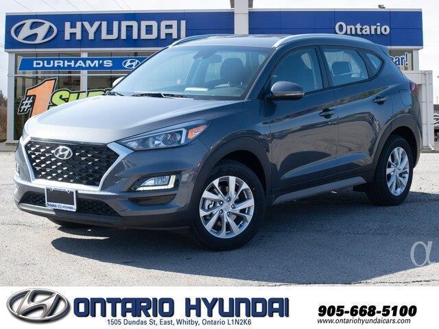 2019 Hyundai Tucson Preferred (Stk: 023510) in Whitby - Image 1 of 19