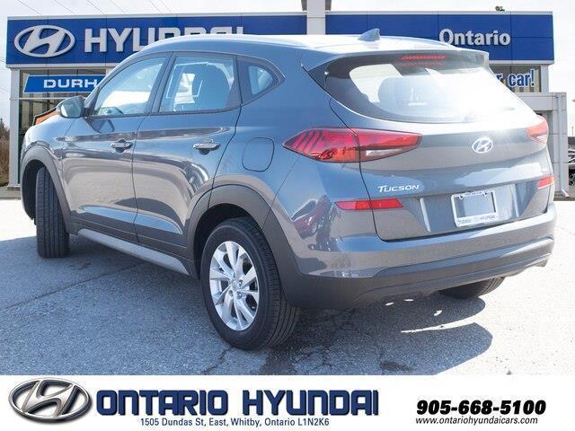 2019 Hyundai Tucson Preferred (Stk: 025006) in Whitby - Image 6 of 19