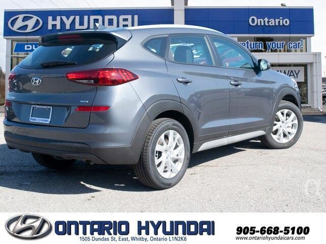 2019 Hyundai Tucson Preferred (Stk: 025006) in Whitby - Image 7 of 19