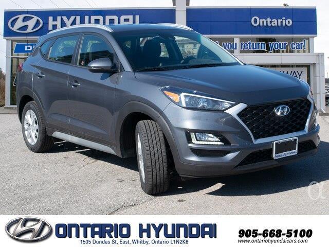 2019 Hyundai Tucson Preferred (Stk: 025006) in Whitby - Image 8 of 19