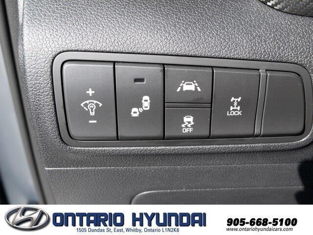 2019 Hyundai Tucson Preferred (Stk: 025006) in Whitby - Image 9 of 19