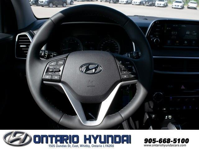 2019 Hyundai Tucson Preferred (Stk: 025006) in Whitby - Image 10 of 19
