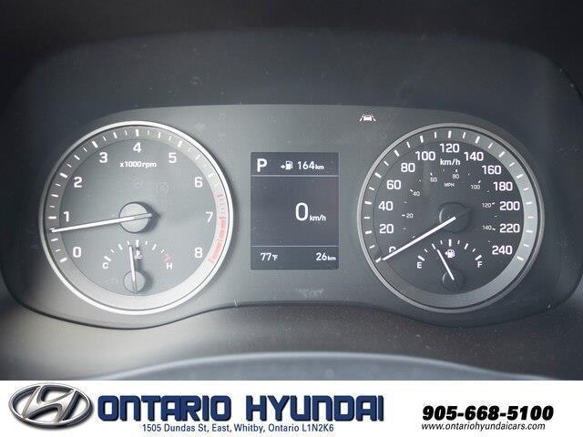 2019 Hyundai Tucson Preferred (Stk: 025006) in Whitby - Image 11 of 19