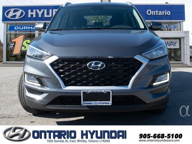 2019 Hyundai Tucson Preferred (Stk: 025006) in Whitby - Image 15 of 19
