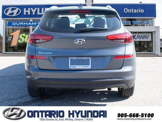 2019 Hyundai Tucson Preferred (Stk: 025006) in Whitby - Image 16 of 19