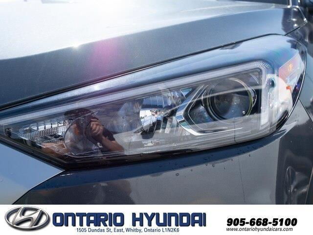 2019 Hyundai Tucson Preferred (Stk: 025006) in Whitby - Image 18 of 19