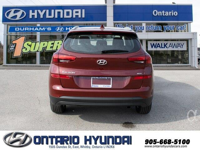2019 Hyundai Tucson Preferred w/Trend Package (Stk: 052993) in Whitby - Image 17 of 20