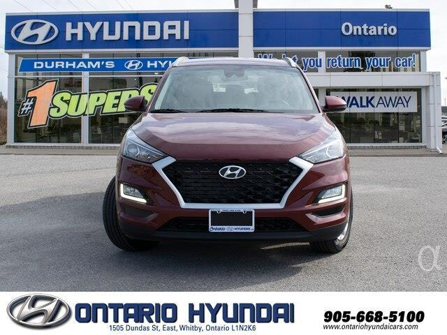 2019 Hyundai Tucson Preferred w/Trend Package (Stk: 053237) in Whitby - Image 16 of 20