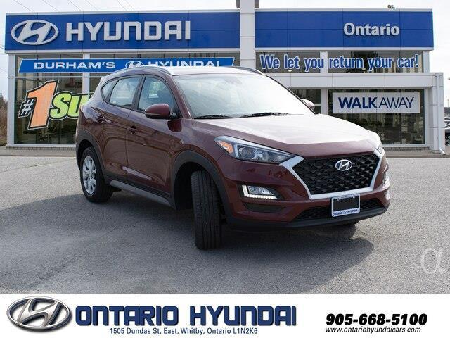 2019 Hyundai Tucson Preferred w/Trend Package (Stk: 053272) in Whitby - Image 9 of 20
