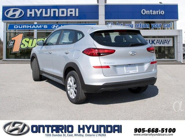2019 Hyundai Tucson Essential w/Safety Package (Stk: 056569) in Whitby - Image 6 of 18