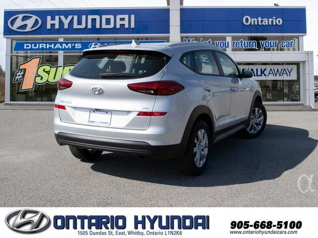 2019 Hyundai Tucson Essential w/Safety Package (Stk: 056569) in Whitby - Image 7 of 18