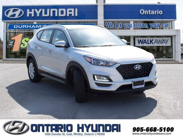 2019 Hyundai Tucson Essential w/Safety Package (Stk: 056569) in Whitby - Image 8 of 18