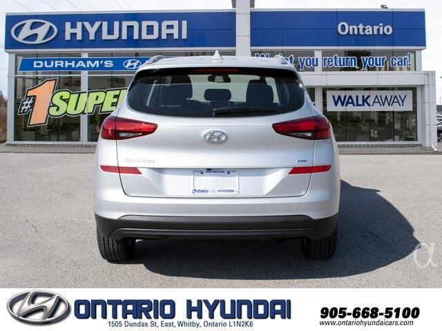 2019 Hyundai Tucson Essential w/Safety Package (Stk: 056569) in Whitby - Image 16 of 18