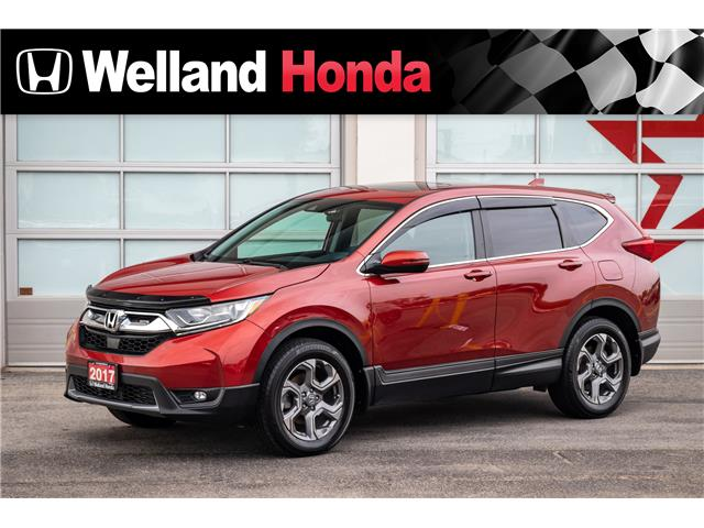 2017 Honda CR-V EX (Stk: U19436) in Welland - Image 1 of 13