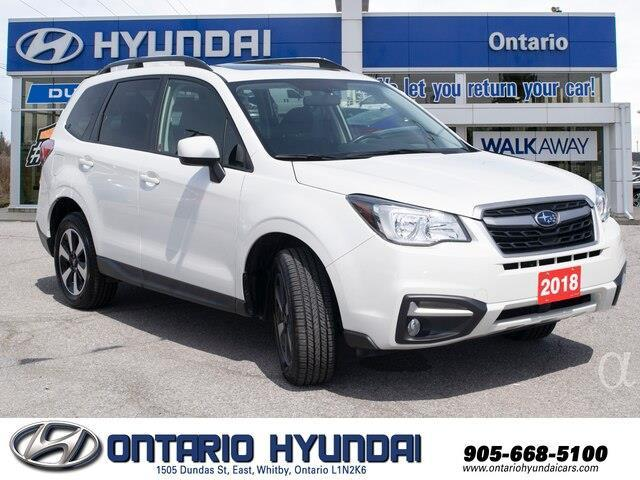 2018 Subaru Forester 2.5i Touring (Stk: 86831K) in Whitby - Image 10 of 20