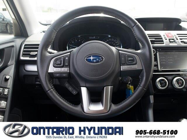 2018 Subaru Forester 2.5i Touring (Stk: 86831K) in Whitby - Image 12 of 20