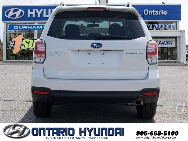2018 Subaru Forester 2.5i Touring (Stk: 86831K) in Whitby - Image 18 of 20