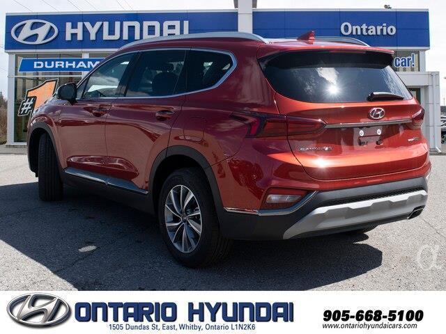 2020 Hyundai Santa Fe Luxury 2.0 (Stk: 138704) in Whitby - Image 7 of 22