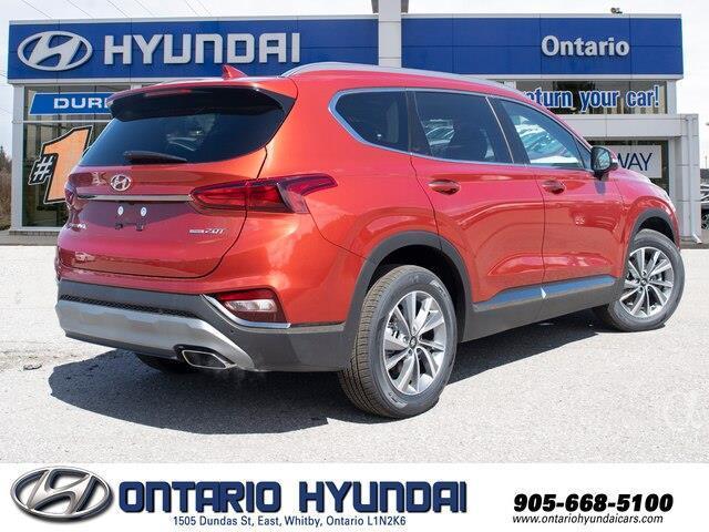 2020 Hyundai Santa Fe Luxury 2.0 (Stk: 138704) in Whitby - Image 8 of 22