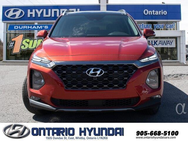 2020 Hyundai Santa Fe Luxury 2.0 (Stk: 138704) in Whitby - Image 18 of 22