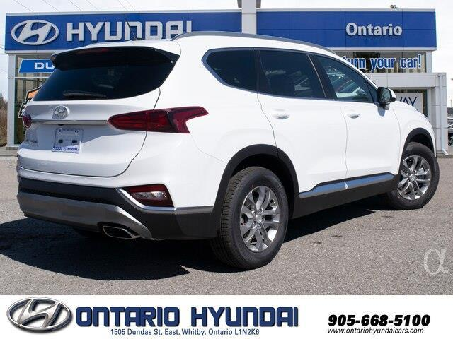 2020 Hyundai Santa Fe Luxury 2.0 (Stk: 140033) in Whitby - Image 8 of 21