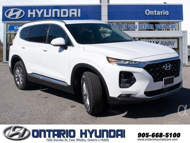 2020 Hyundai Santa Fe Luxury 2.0 (Stk: 36874X) in Whitby - Image 9 of 21