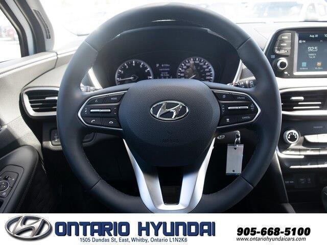 2020 Hyundai Santa Fe Luxury 2.0 (Stk: 36874X) in Whitby - Image 11 of 21