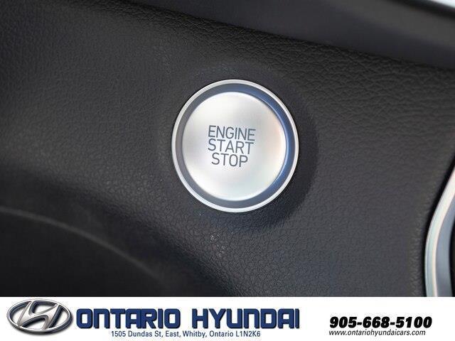 2020 Hyundai Santa Fe Luxury 2.0 (Stk: 36874X) in Whitby - Image 12 of 21