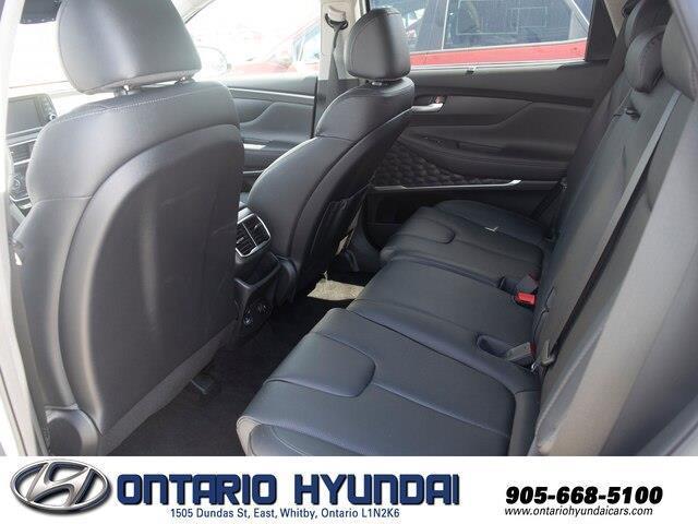 2020 Hyundai Santa Fe Luxury 2.0 (Stk: 36874X) in Whitby - Image 15 of 21