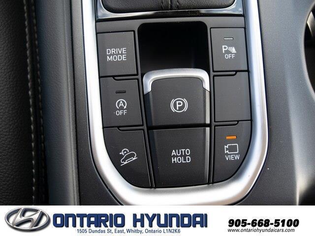 2020 Hyundai Santa Fe Luxury 2.0 (Stk: 36874X) in Whitby - Image 17 of 21