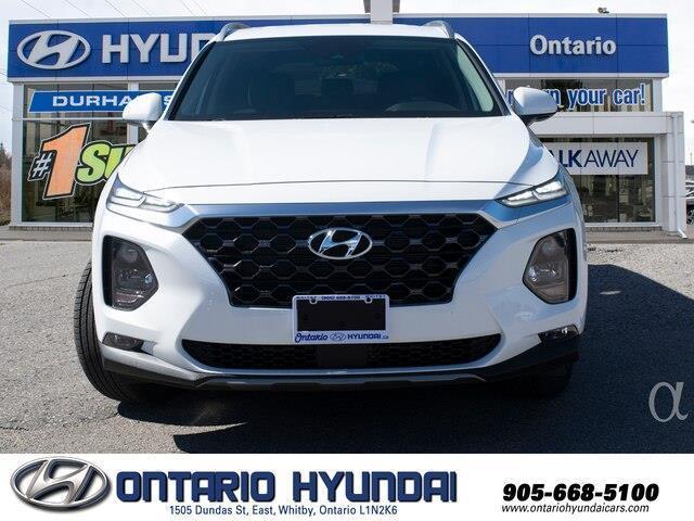 2020 Hyundai Santa Fe Luxury 2.0 (Stk: 36874X) in Whitby - Image 18 of 21