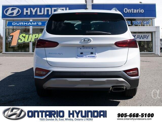 2020 Hyundai Santa Fe Luxury 2.0 (Stk: 36874X) in Whitby - Image 19 of 21