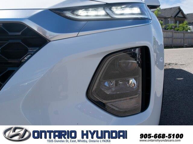 2020 Hyundai Santa Fe Luxury 2.0 (Stk: 36874X) in Whitby - Image 21 of 21