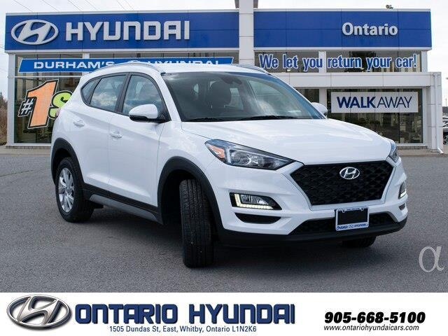 2019 Hyundai Tucson Essential w/Safety Package (Stk: 052682) in Whitby - Image 8 of 18