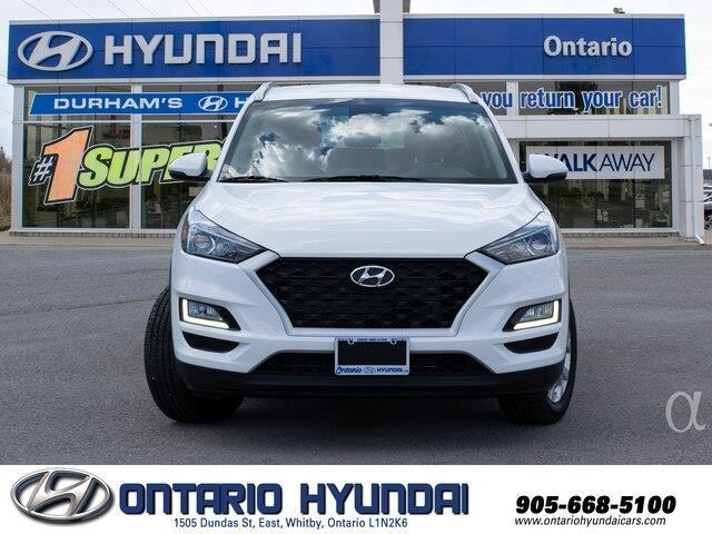 2019 Hyundai Tucson Essential w/Safety Package (Stk: 052682) in Whitby - Image 15 of 18