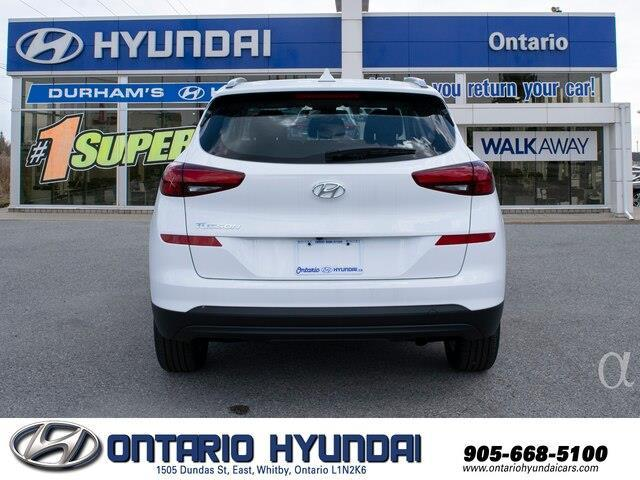 2019 Hyundai Tucson Essential w/Safety Package (Stk: 052682) in Whitby - Image 16 of 18