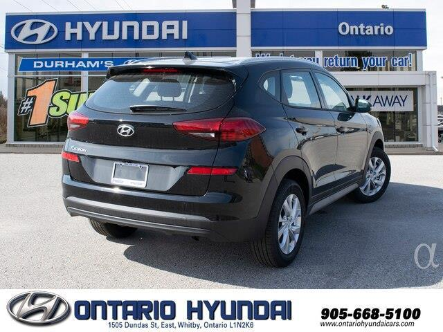 2019 Hyundai Tucson Ultimate (Stk: 063376) in Whitby - Image 8 of 21