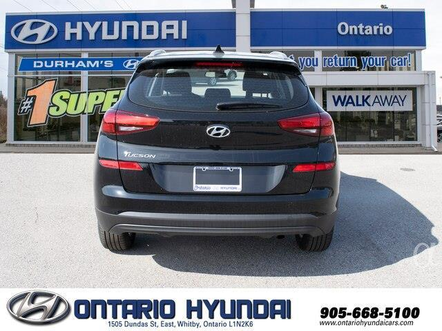 2019 Hyundai Tucson Ultimate (Stk: 063376) in Whitby - Image 18 of 21