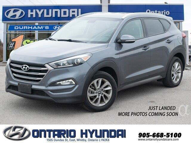 2016 Hyundai Tucson  (Stk: 88828K) in Whitby - Image 1 of 1